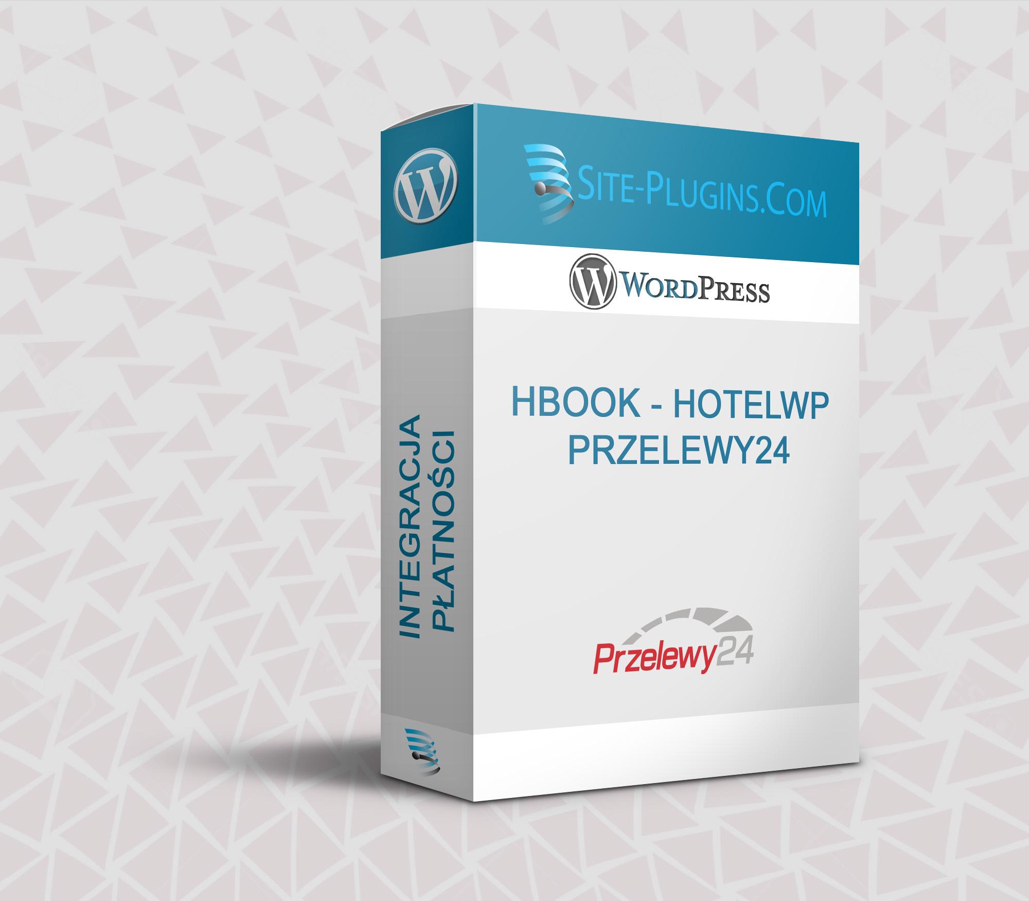 integracja przelewy24 HBook