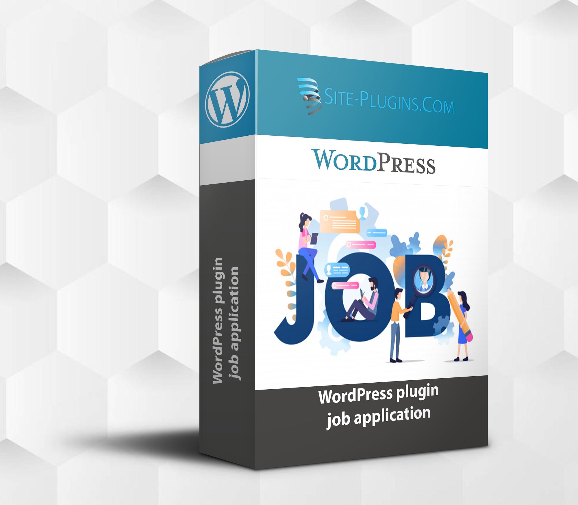 WordPress plugin job application