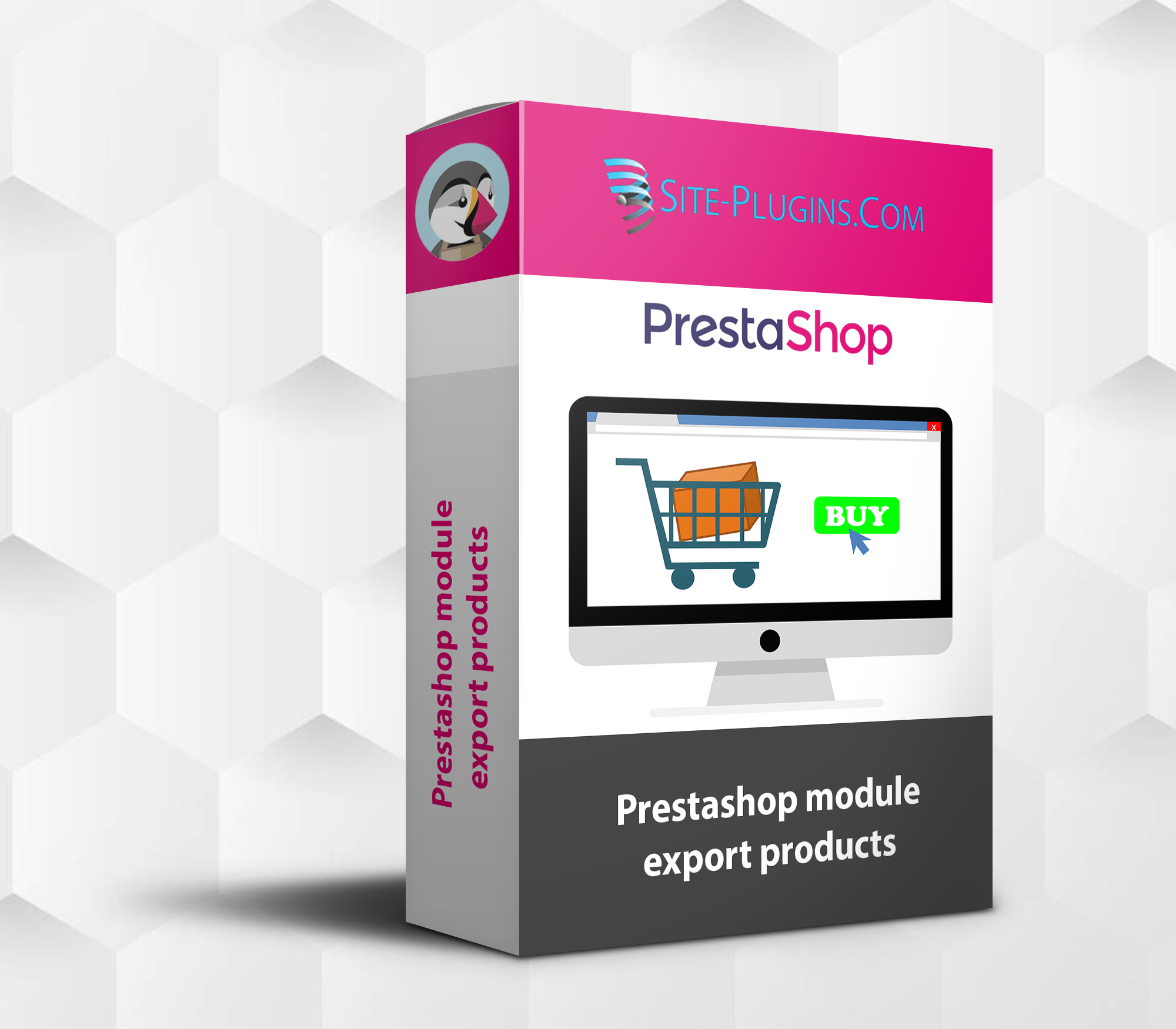 prestashop module export products