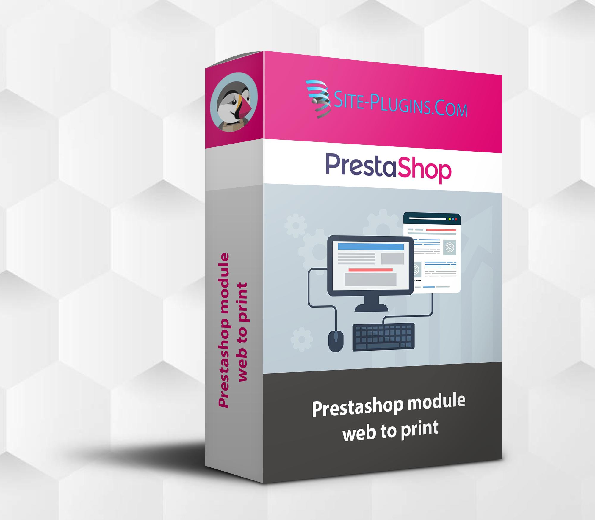 prestashop module web to print