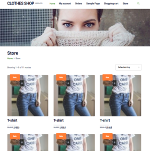ready made online store for sale clothes