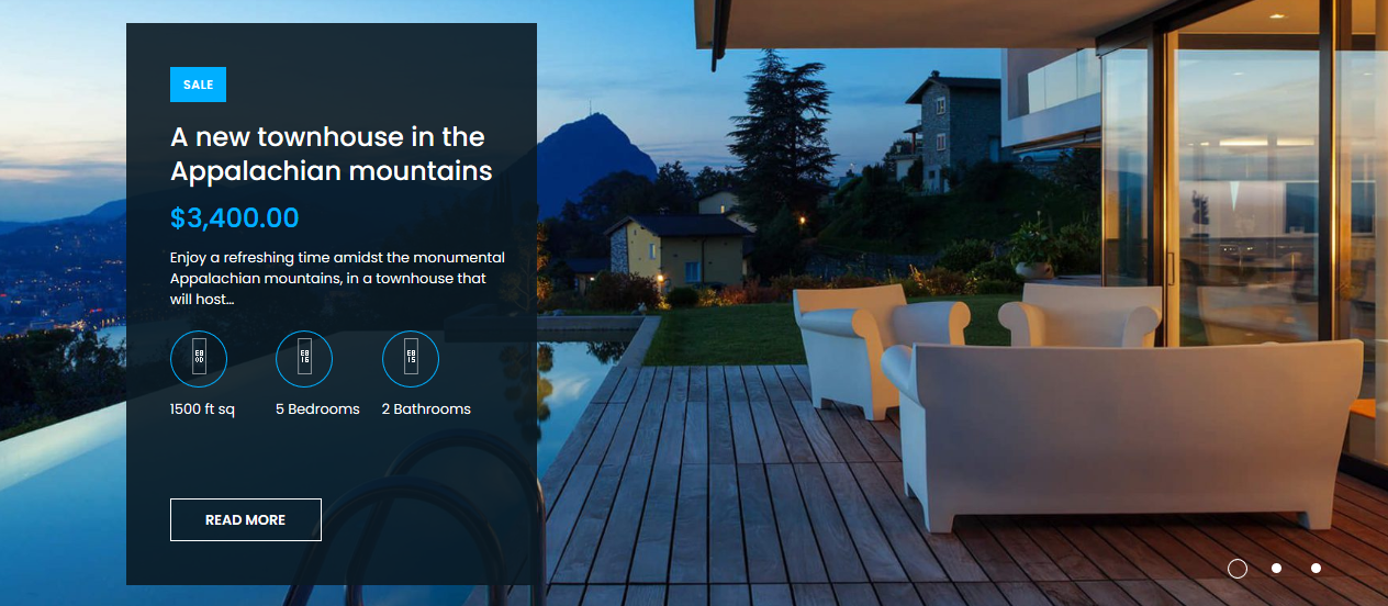 Screenshot_2020-09-25 Demo for Bellaina – Real Estate Responsive WordPress Theme #58666