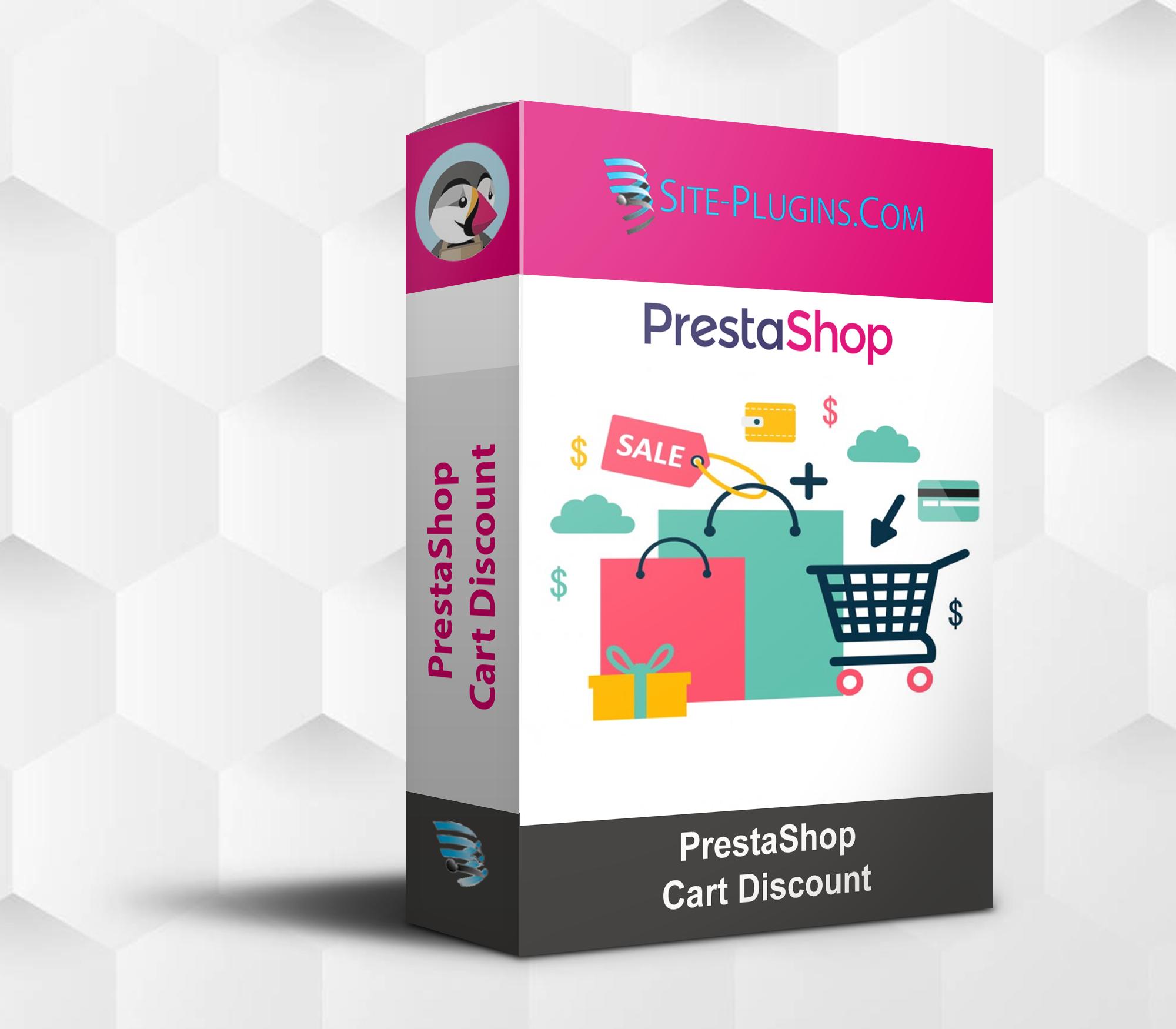 PrestaShop Cart Discount