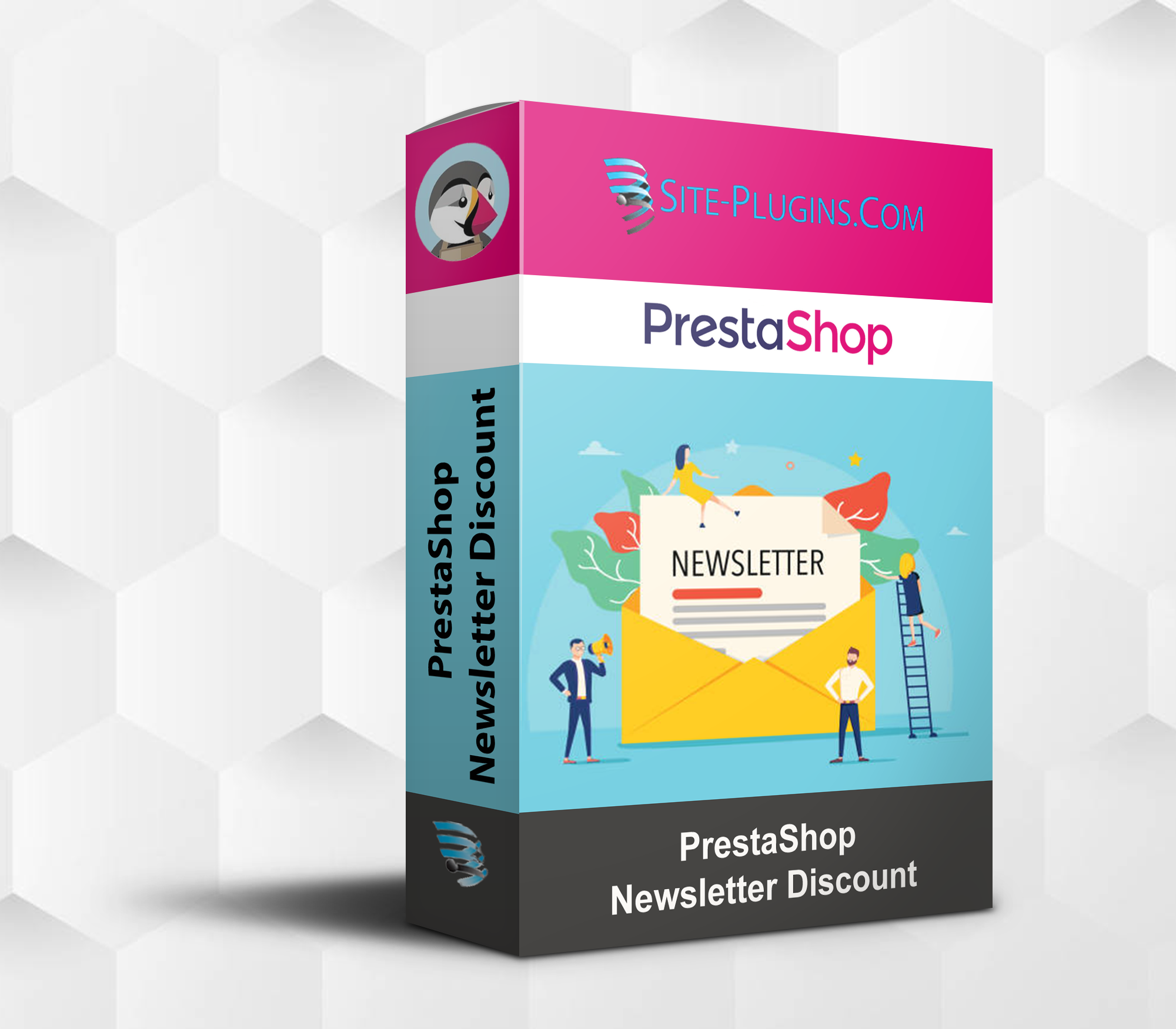 PrestaShop Newsletter Discount